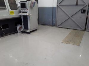 Изготовление наливного полимерного пола